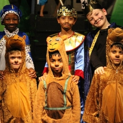 """Year 1 and 2 Nativity Play 175 • <a style=""""font-size:0.8em;"""" href=""""http://www.flickr.com/photos/153285254@N08/46164365182/"""" target=""""_blank"""">View on Flickr</a>"""