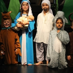 """Year 1 and 2 Nativity Play 178 • <a style=""""font-size:0.8em;"""" href=""""http://www.flickr.com/photos/153285254@N08/46215024601/"""" target=""""_blank"""">View on Flickr</a>"""