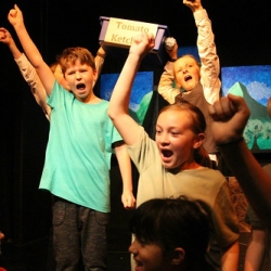 """Year 5 drama 77 • <a style=""""font-size:0.8em;"""" href=""""http://www.flickr.com/photos/153285254@N08/32814636297/"""" target=""""_blank"""">View on Flickr</a>"""