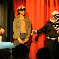 """Year 6 Drama Performances 2019 85 • <a style=""""font-size:0.8em;"""" href=""""http://www.flickr.com/photos/153285254@N08/33826378118/"""" target=""""_blank"""">View on Flickr</a>"""