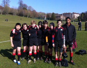 1sts rugby photo
