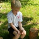 Copthorne PrePrep - Year 2 - Releasing the Butterflies - May 2017