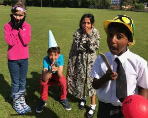 Copthorne PrePrep - Year 2 - Role Play - May 2017