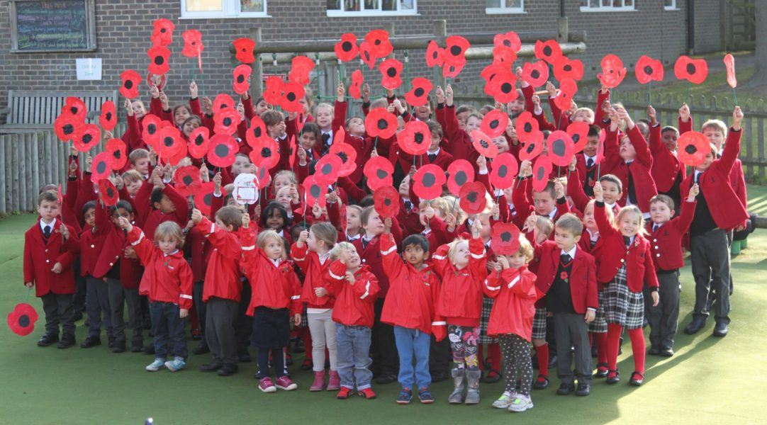 copthorne-prep-school-pre-prep-remembrance-day-autumn-2016