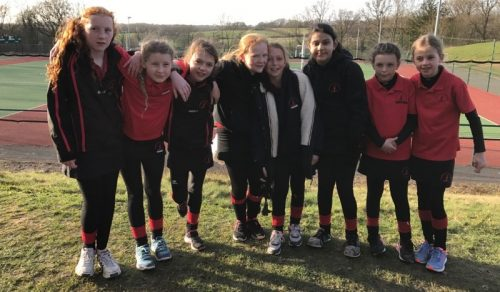 Copthorne Prep School - U11 IAPS Netball Tournament 2017