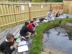 Copthorne Prep School - Year 2 - Pond Dipping - Summer 2017