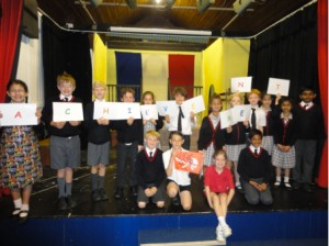 YEar 4 Assembly