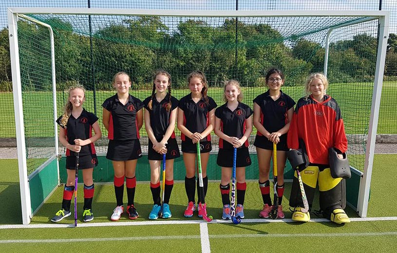 copthorne-prep-school-1st-girls-hockey-team-autumn-2016