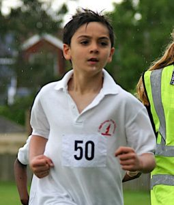 copthorne prep school - Year 1 and 2 Triathlon -2017